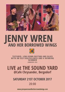 The Sound Yard, Bergedorf 21.10.17 small web