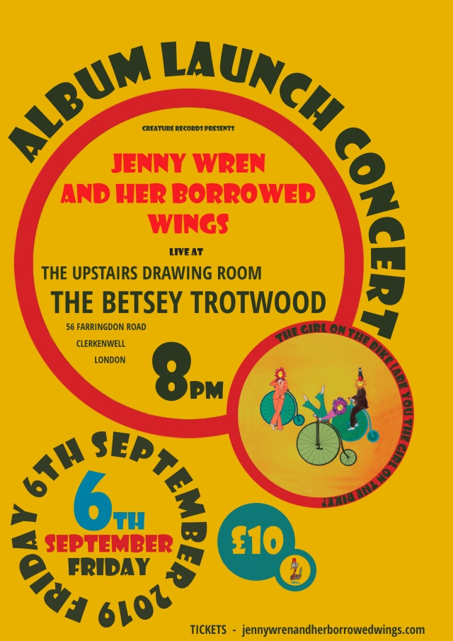01.album launch betsey trotwood 06.09.19 1