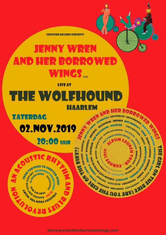 19.the wolfhound haarlem 02.11.19 europe 2019
