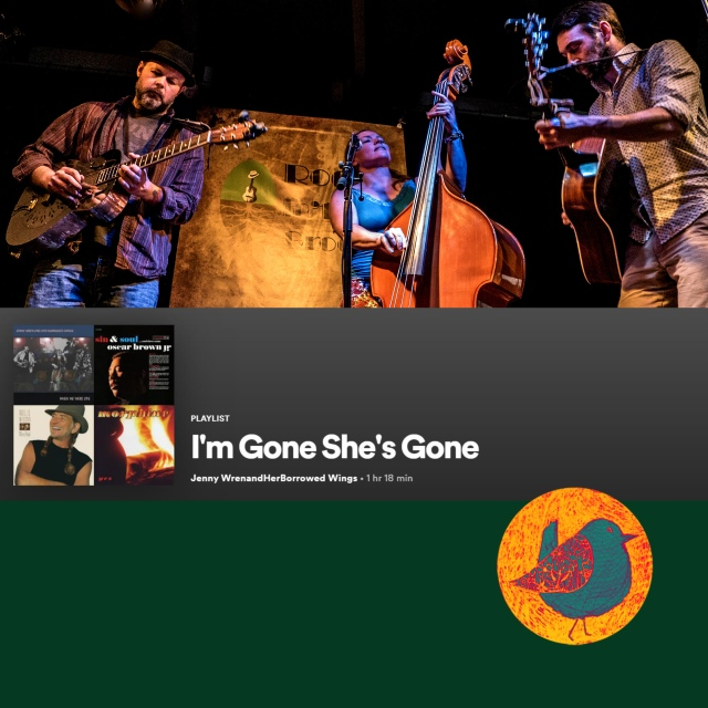 playlist image - i'm gone she's gone
